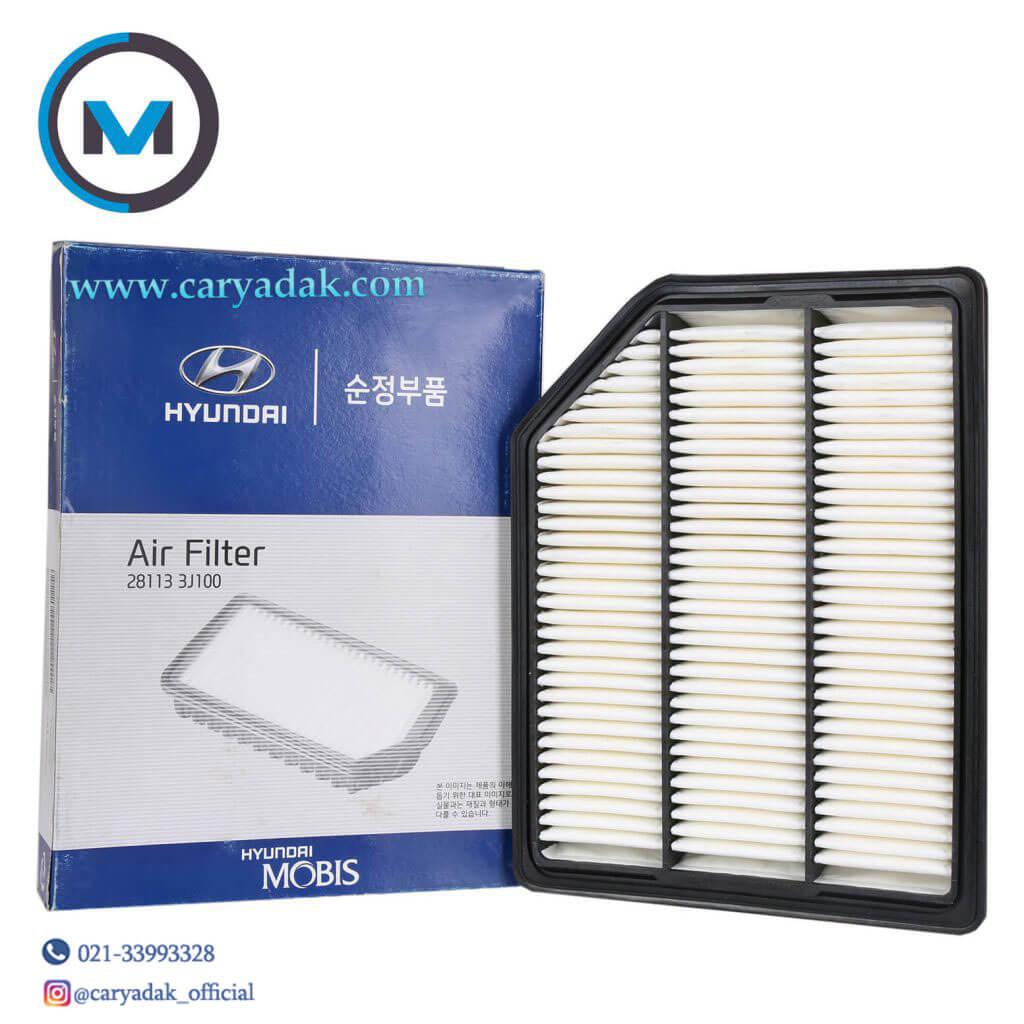 (فیلتر هوا هیوندای - فیلتر هوا اصلی هیوندا - لوازم یدکی هیوندای )