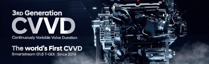 تولید اولین تکنولوژی CVVD جهان در هیوندا