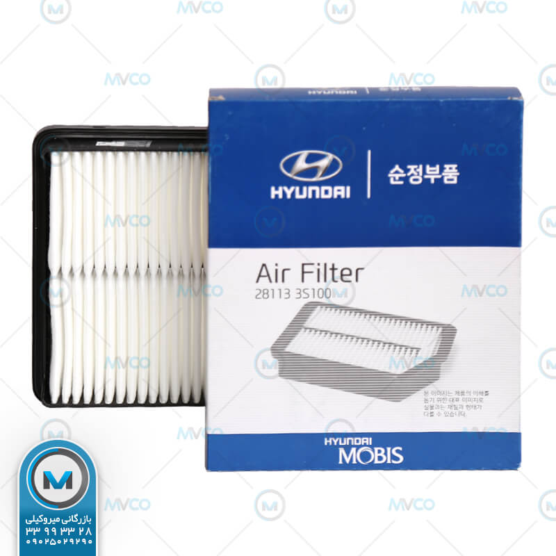 فیلتر هوا سوناتا اصلی ۲۰۱۱