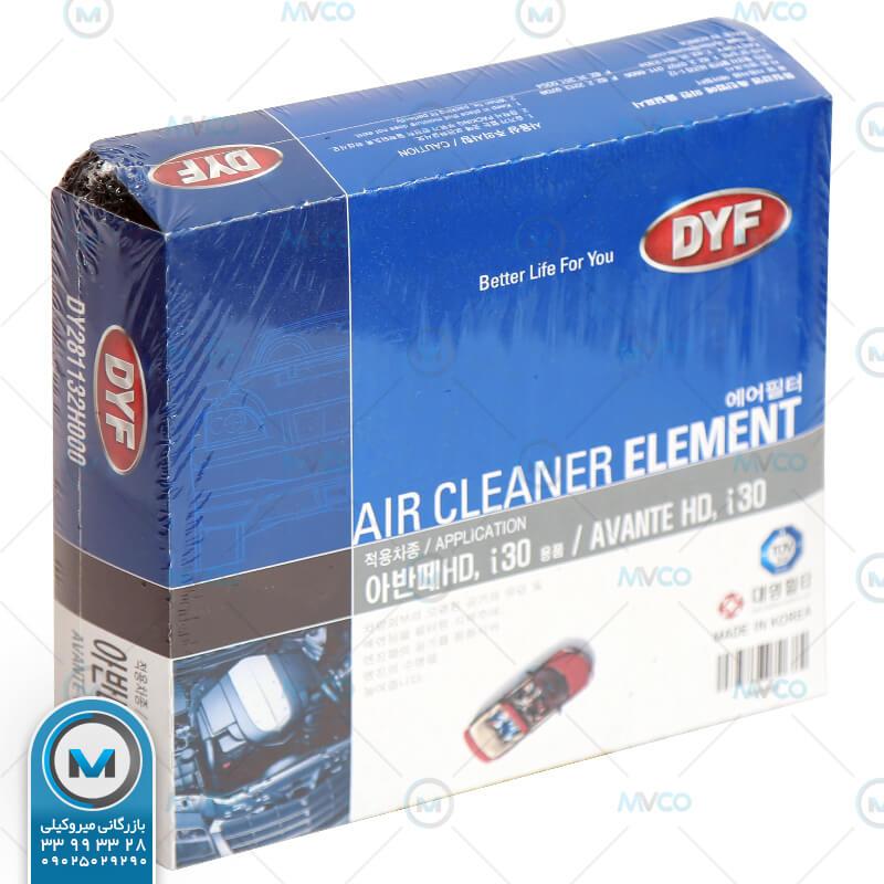 فیلتر هوا کره ای سراتو سایپا DYF